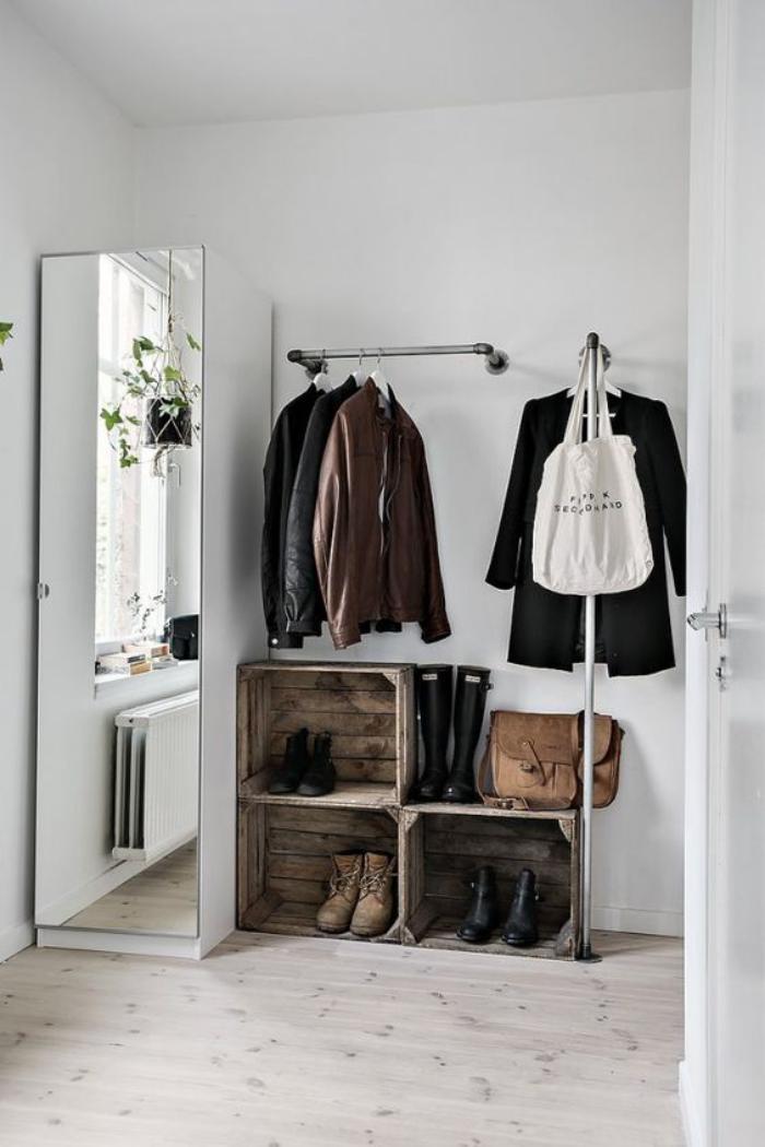 quel miroir d39 entree choisir pour son interieur jolies With porte d entrée pvc avec miroir lumineux rond salle de bain