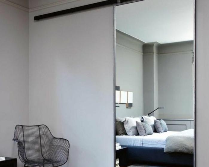 76 idées avec un miroir grand format - Archzine.fr