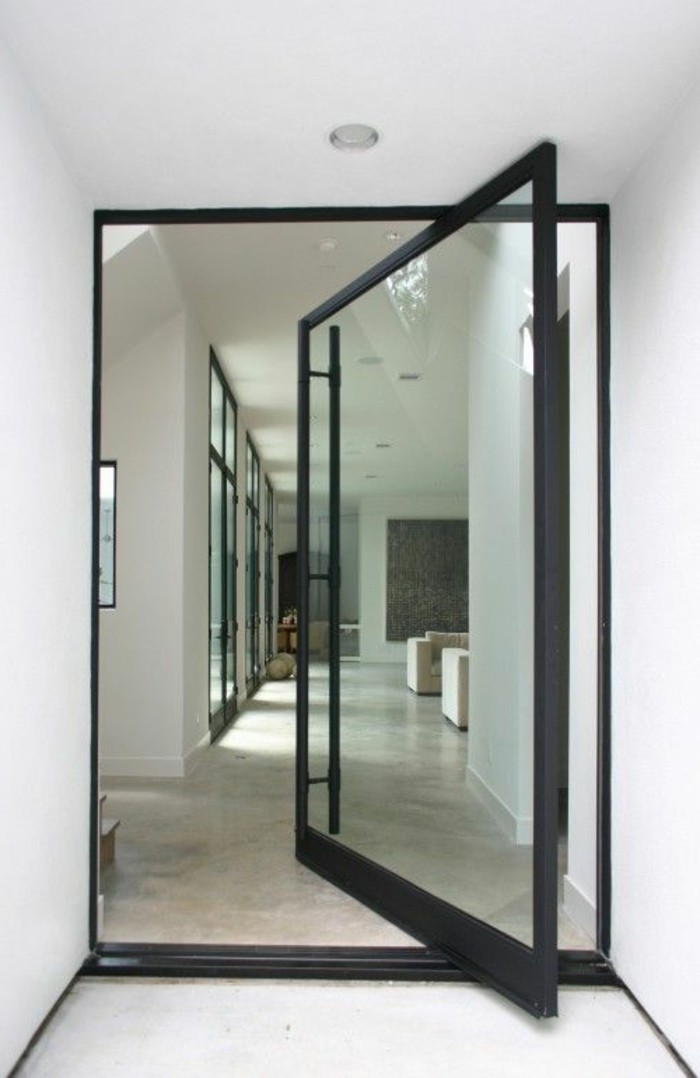 76 id es avec un miroir grand format for Grand miroir a coller sur porte