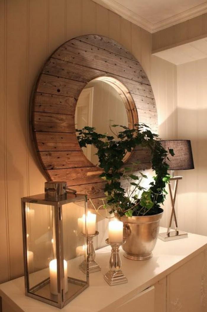 miroir-grand-format-fleur-vert-en-bois-carde