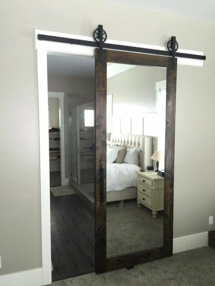 76 id es avec un miroir grand format. Black Bedroom Furniture Sets. Home Design Ideas