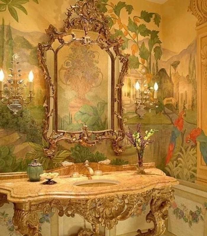 miroir-salle-de-bain-style-louis-14