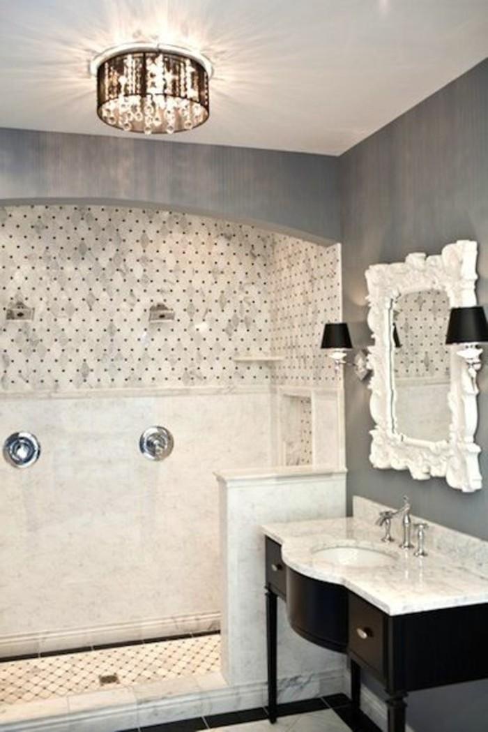 Le Miroir Salle De Bain L Ment Cl De La D Coration