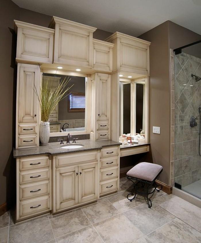 miroir-salle-de-bain-tabouret-moderne