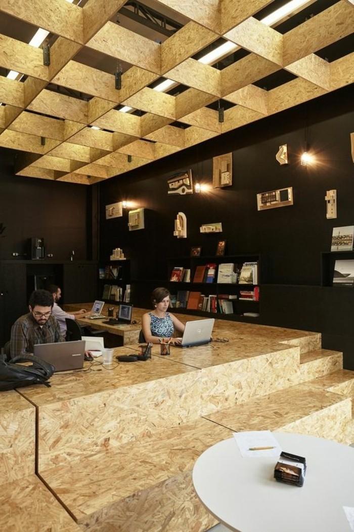 mobilier-de-bureau-contemporain-ambiance-bois-et-noir