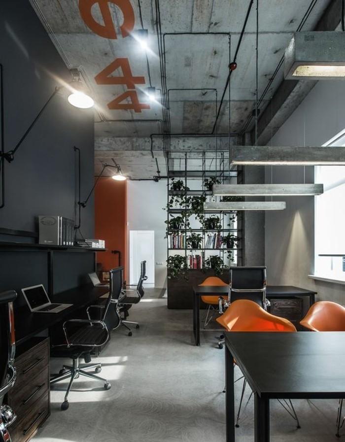mobilier-de-bureau-contemporain-ambiance-industrielle-en-gris