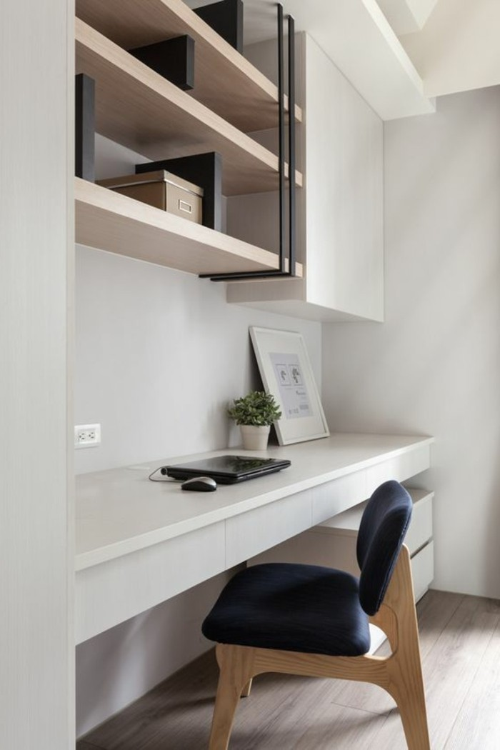 le mobilier de bureau contemporain 59 photos inspirantes On meuble de bureau contemporain