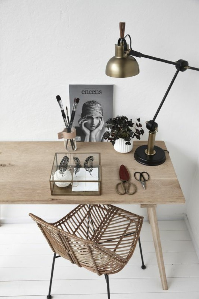 mobilier-de-bureau-contemporain-bureau-en-bois-design-simple