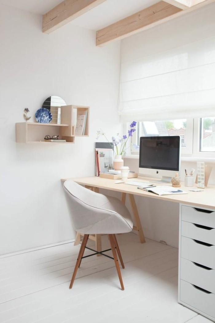 le mobilier de bureau contemporain 59 photos inspirantes. Black Bedroom Furniture Sets. Home Design Ideas