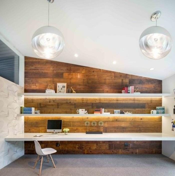 Le mobilier de bureau contemporain 59 photos inspirantes - Bureau design contemporain ...