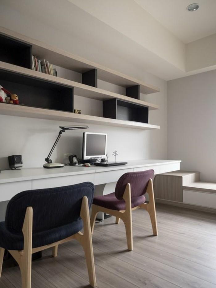 mobilier-de-bureau-contemporain-bureau-mural-design-office-minimaliste