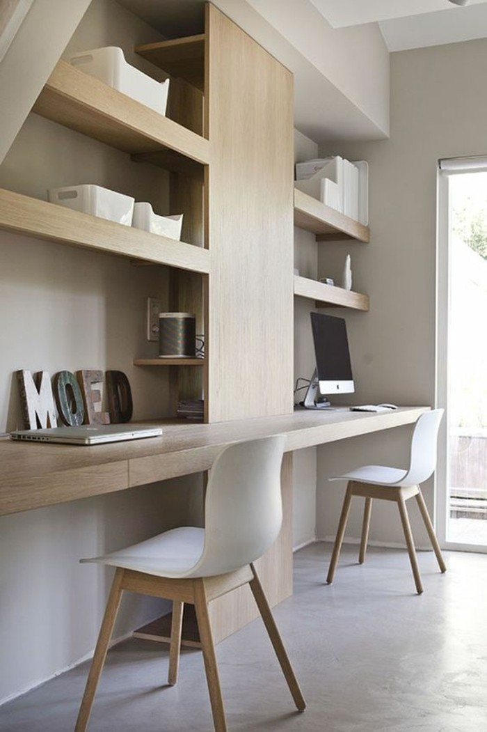 mobilier-de-bureau-contemporain-deux-bureaux-muraux-avec-rangement