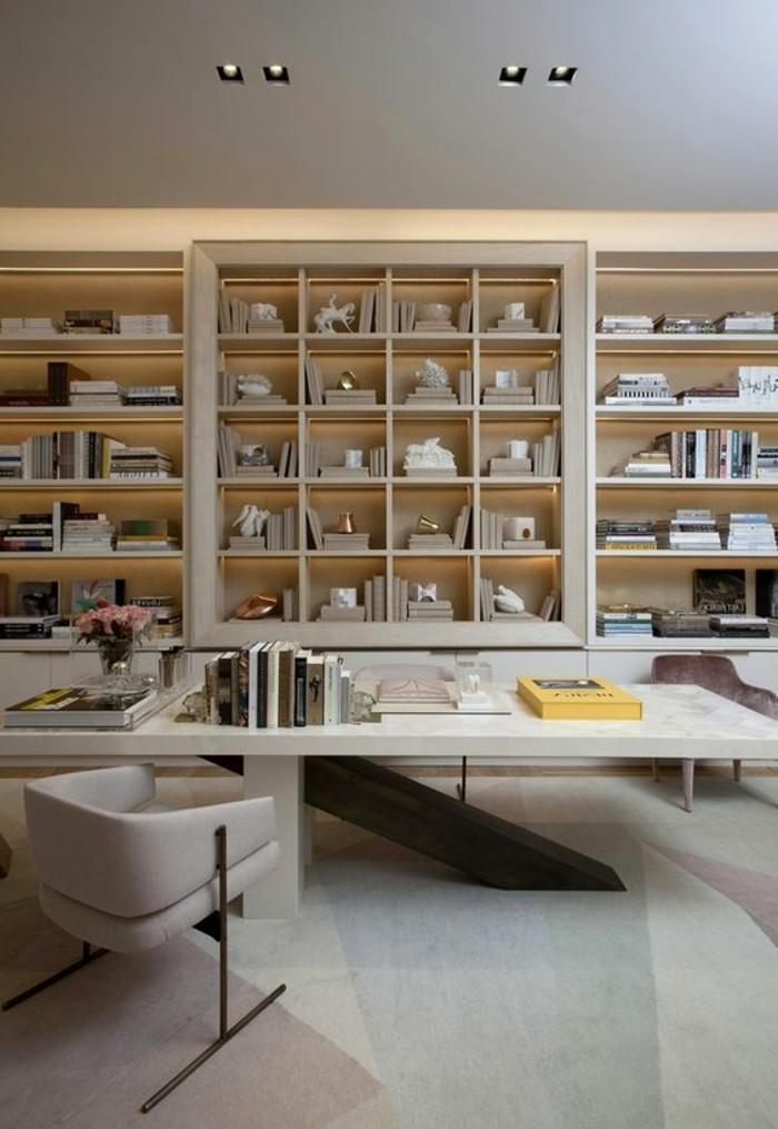 mobilier-de-bureau-contemporain-grand-bureau-blanc-et-bibliotheque-murale