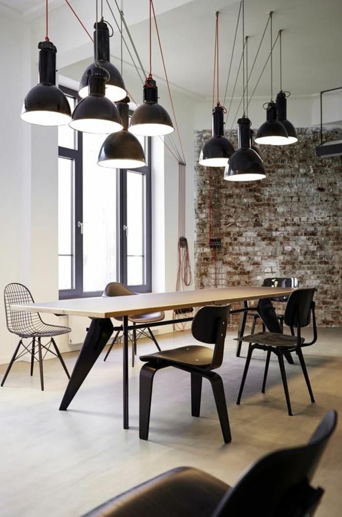 mobilier-de-bureau-contemporain-lampes-suspendues