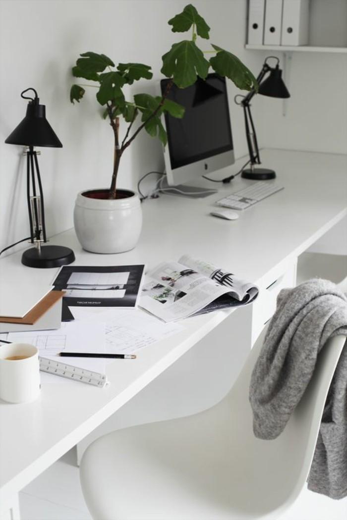 mobilier-de-bureau-contemporain-milieu-de-travail-blanc