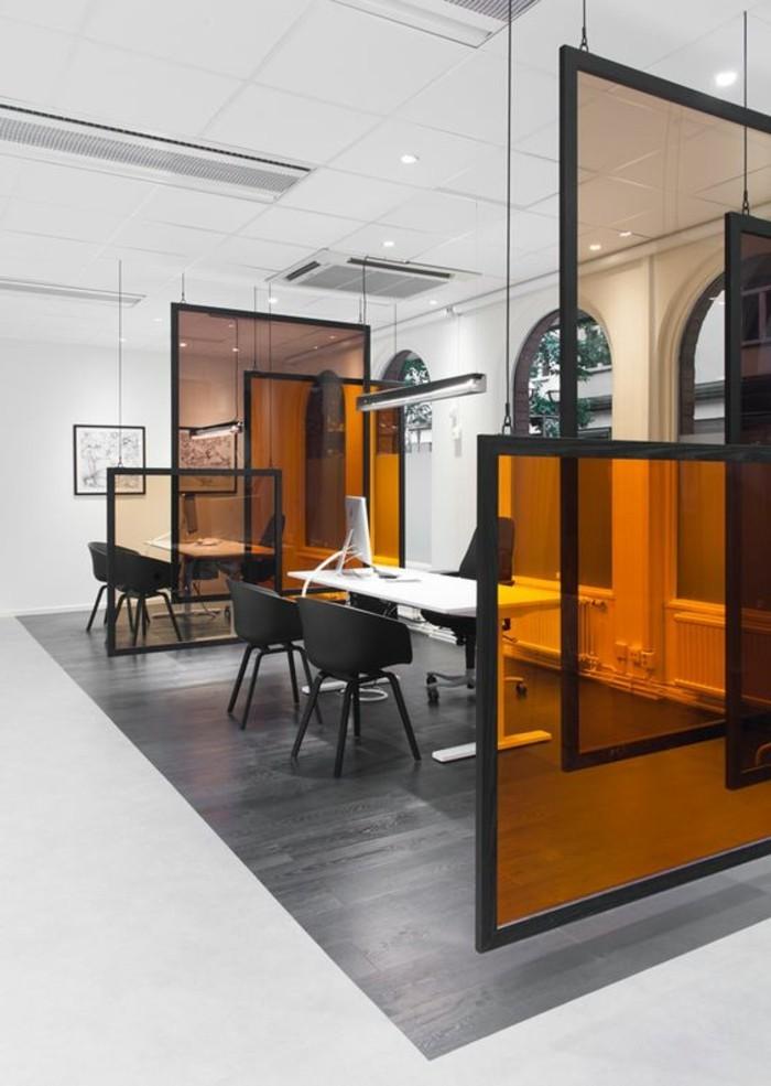 mobilier-de-bureau-contemporain-paravents-transparents
