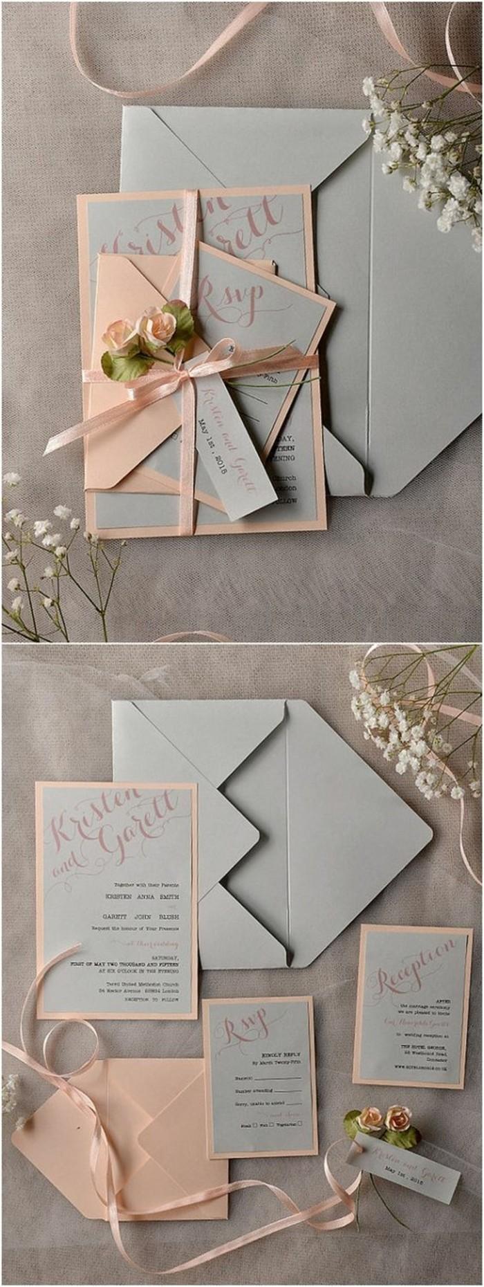 modele-faire-part-mariage-en-papier-rose-cendre-et-gris