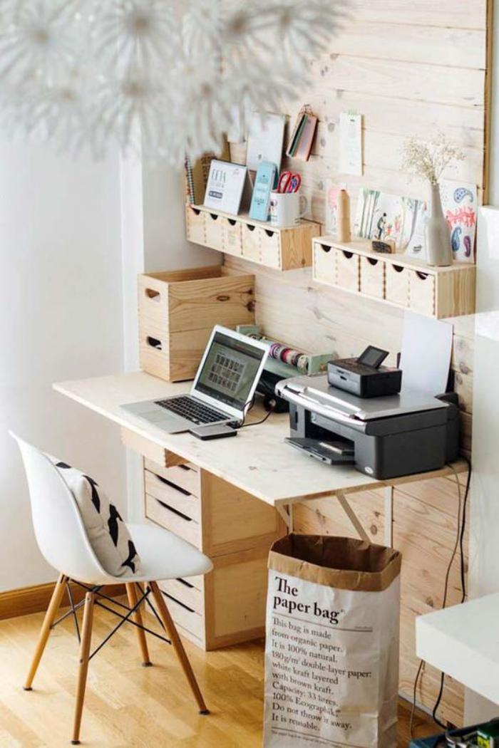 organisateur-de-bureau-petites-etageres-avec-boites-de-rangement