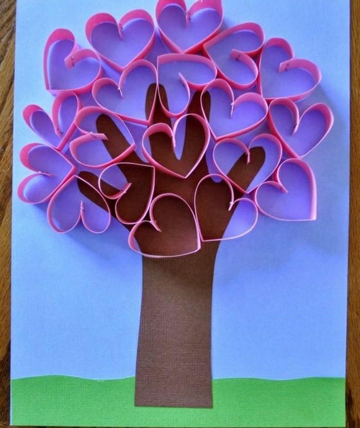 originale-activite-st-valentin-bricolage-coeur-papier-bricolage-saint-valentin