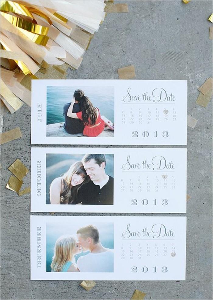 DIY Fairepart De Mariage Original Pour Moins De 60 Euros Cool Stil Des Invitation De Mariage