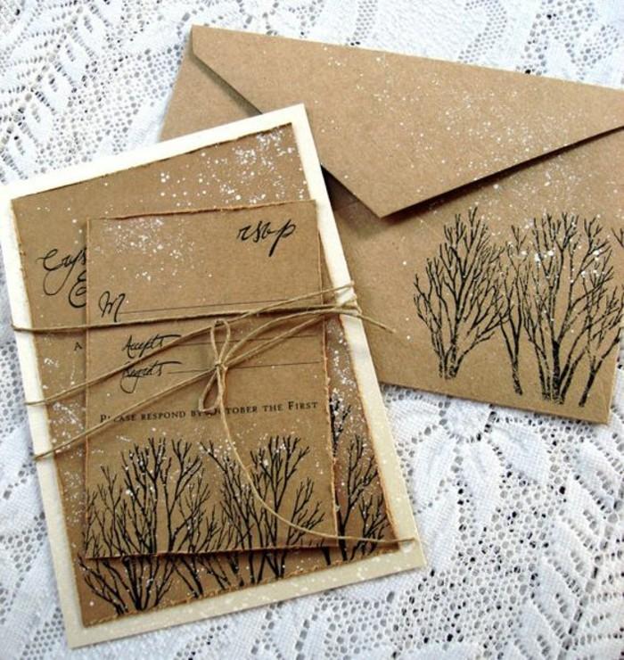 originale-idee-carte-d-invitation-maraige-champetre-en-carton-dessine-a-la-main-avec-arbre