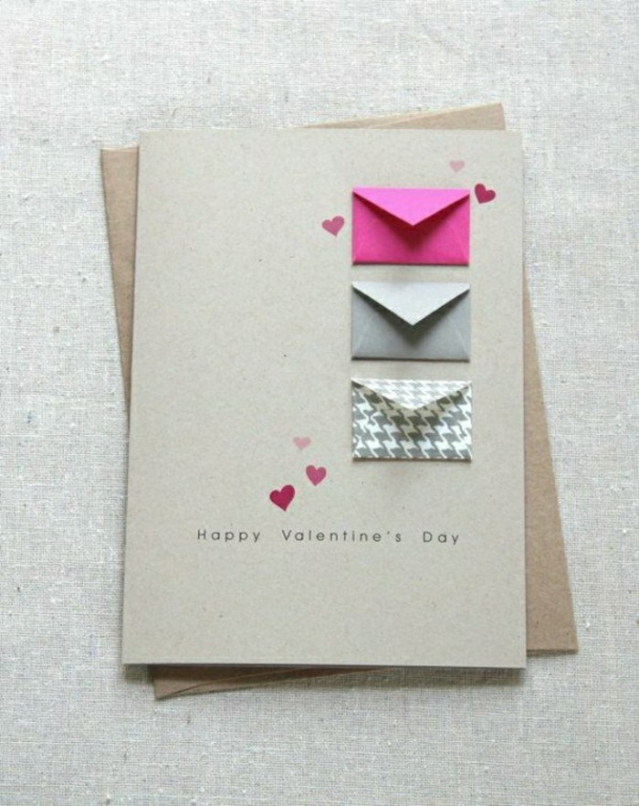 Favori Comment faire une carte de voeux vous-mêmes à la maison? QF33