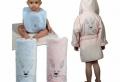 Peignoir de bain enfant pour des gros sourires – 63 idées