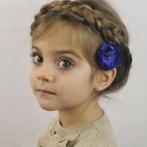 Coiffure petite fille - 90 idées pour votre petite princesse