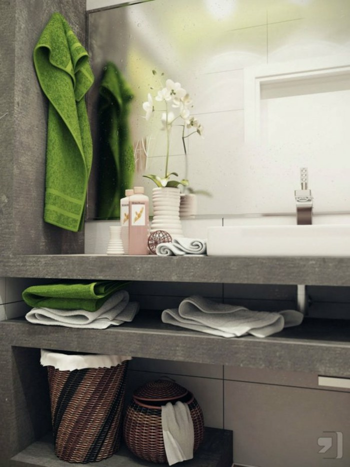 petite-salle-de-bain-design-zen-salle-de-bain-3m2-fleurs-comment-amenager-une-petite-salle-de-bain