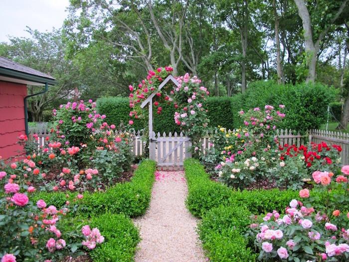 Jardin et gazon anglais optez pour le style so british - Decoration cottage anglais ...