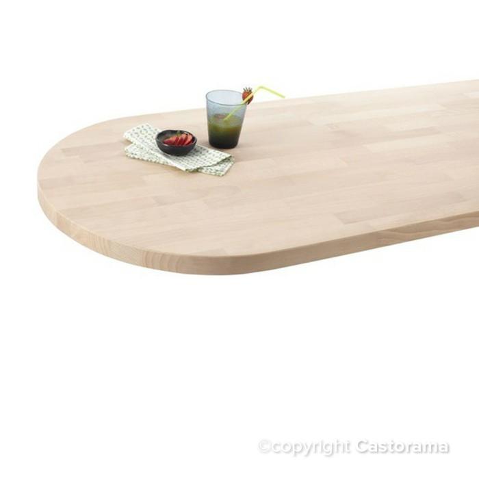 plan-de-travail-en-bois-clair-castorama-les-meilleures-idee-relooker-cusine