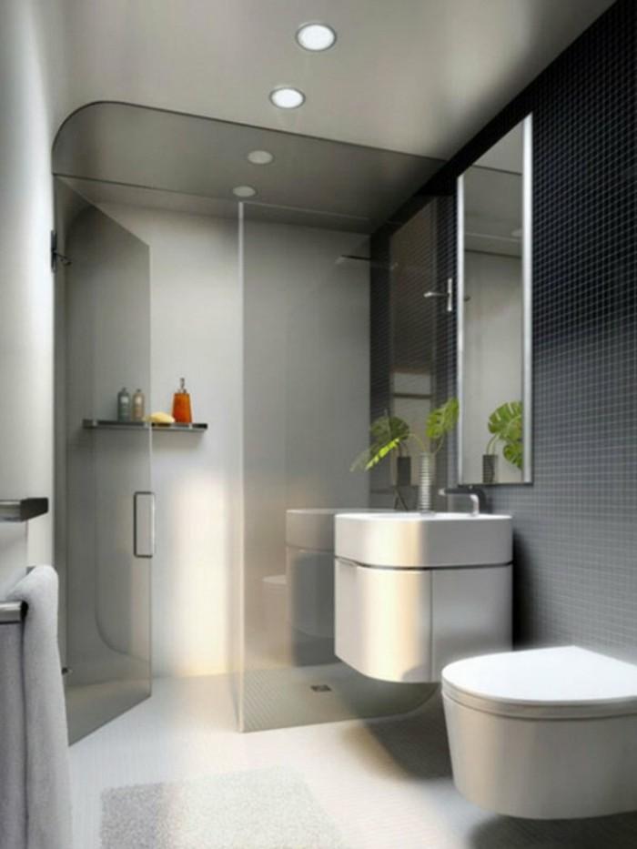 comment aménager une salle de bain 4m2? - Plan Salle De Bain 5m2