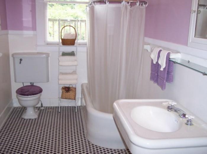plan-salle-de-bain-5m2-idee-salle-de-bain-petite-surface-en-blanc-et-rose-violette