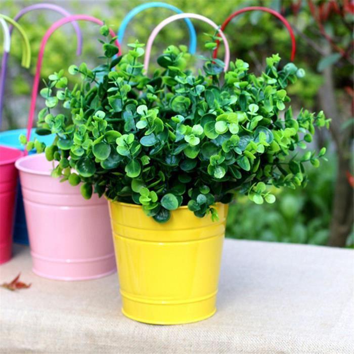 pots-de-fleurs-pot-plante-suspendu-jardiniere-balcon-couleur-cdiscount