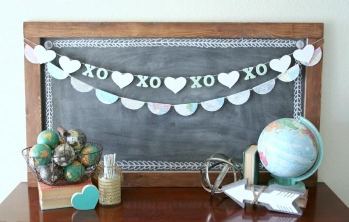 pour-la-saint-valentin-amour-decoration-maison-originale-activite-st-valentin-bricolage-coeur