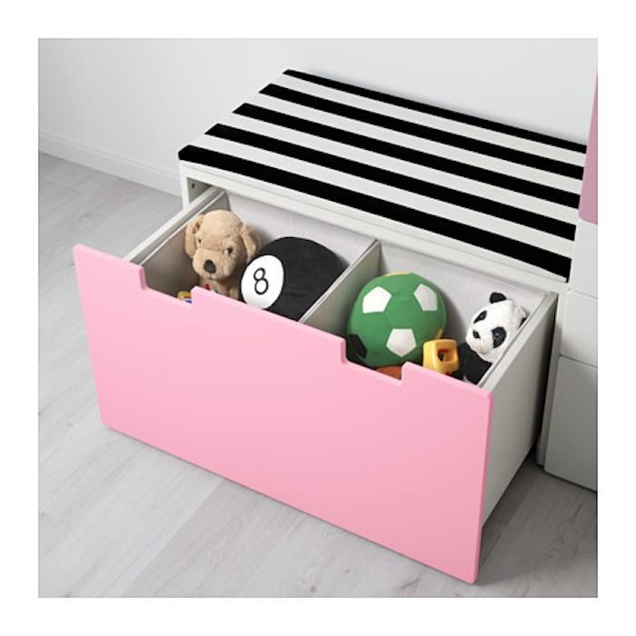 Tag re enfant 50 mod les de rangements pour la rentr e - Ikea casier rangement ...