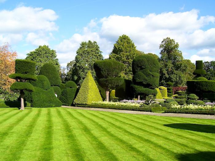 Jardin et gazon anglais optez pour le style so british - Comment avoir un beau gazon ...