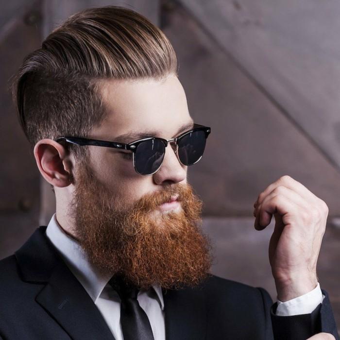 Favori Coloration cheveux homme - nécessité ou caprice pour les cheveux  LT22