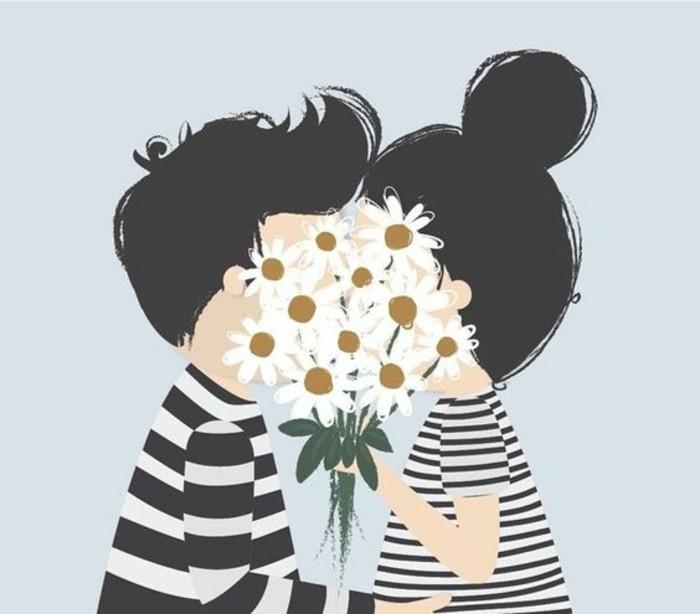 representation-carte-de-st-valentin-personnaliser-couple-romantique