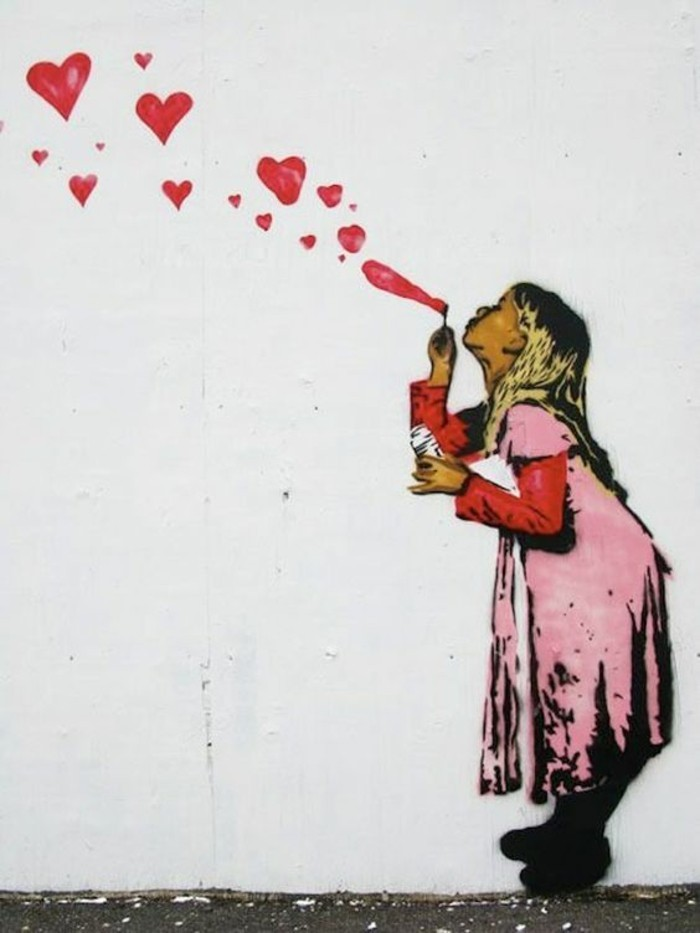 representation-carte-de-st-valentin-personnaliser-graffiti