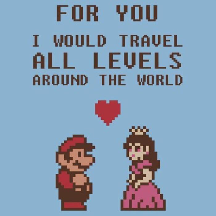 romantique-cybercarte-dromadaire-saint-valentin-geek-mario-carte