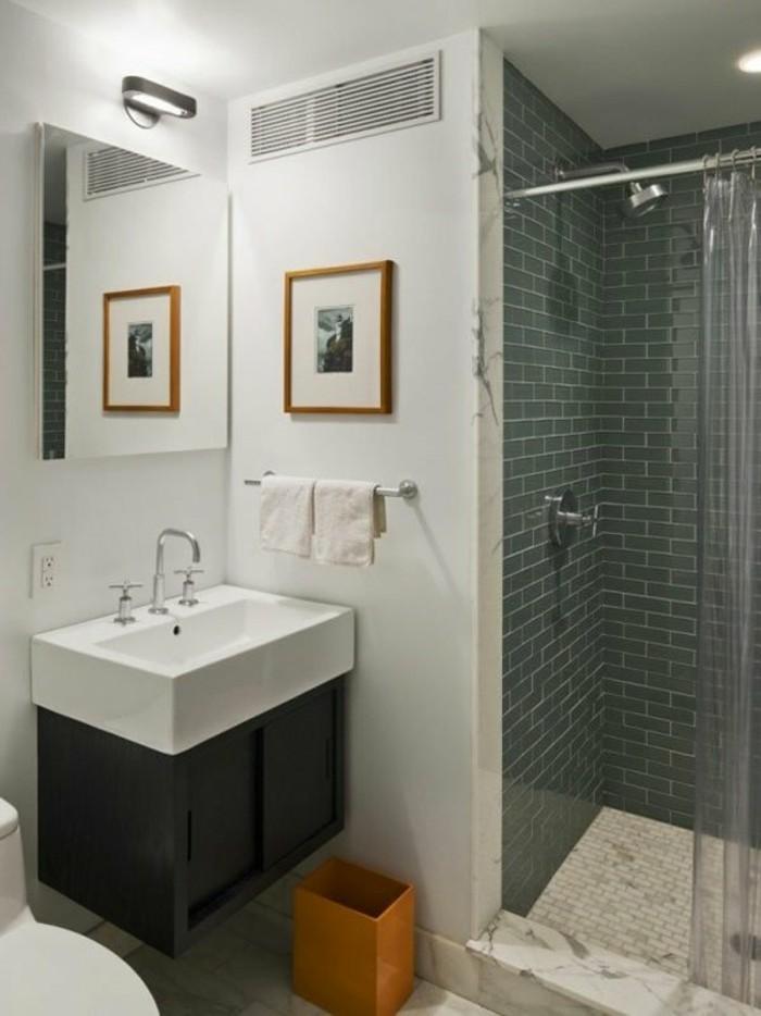 salle-de-bain-4m2-comment-l-amenager-carrelage-gris-et-sol-en-mosaique-et-marbre