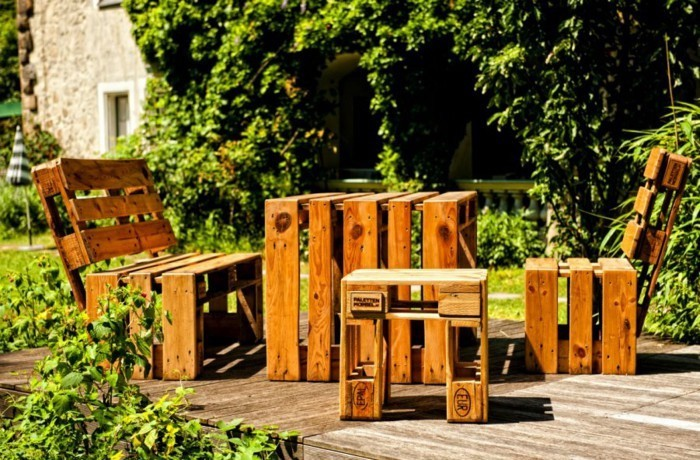 Vernis Pour Salon De Jardin En Bois ~ Jsscene.com : Des idées ...