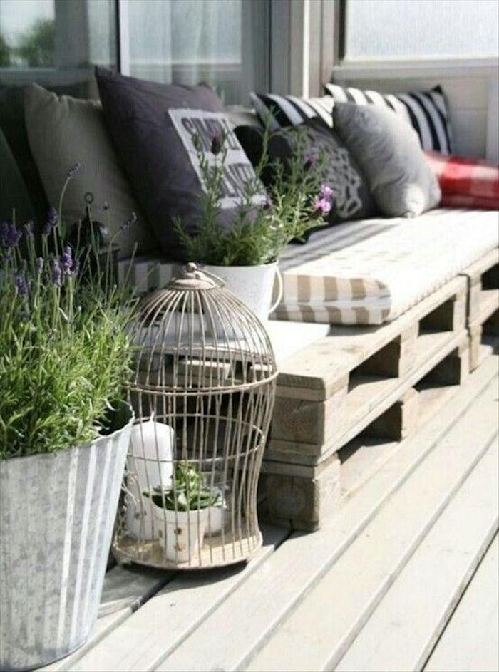 Salon De Jardin En Palette Dossier Incline ~ Jsscene.com : Des ...