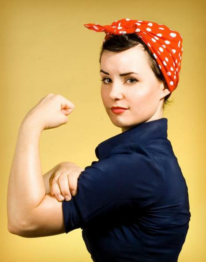 sublime-idee-deguisement-halloween-tres-interessant-inspiree-du-personnage-iconique-rosie-la-riveteuse