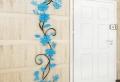 Decoration murale geante: idées, conseils et combinaisons en photo!