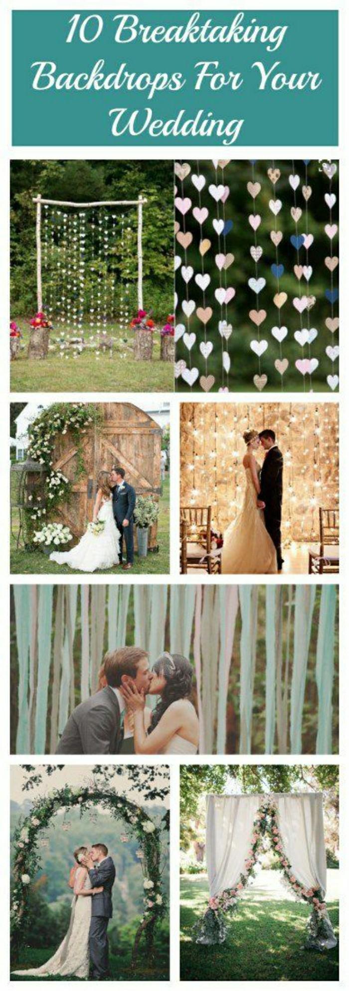 Diy id e selon votre th me de mariage en 45 photos - Comment eliminer les bambous dans un jardin ...