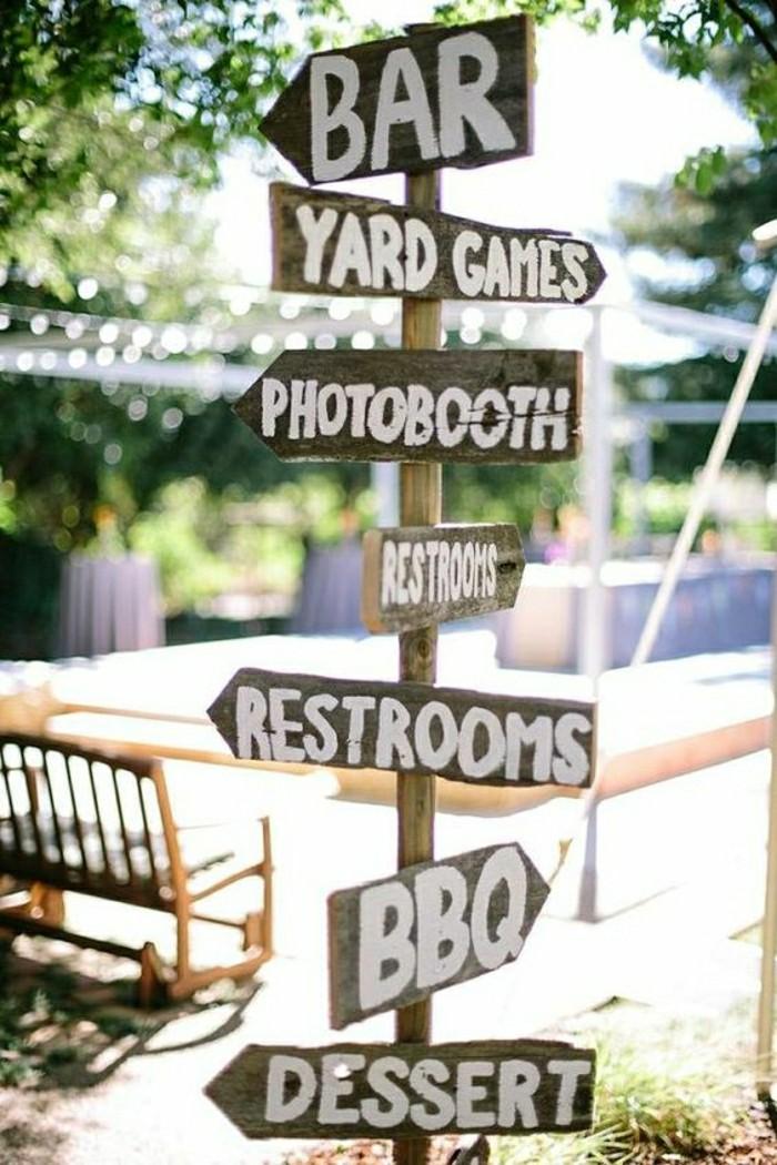 theme-mariage-de-jardin-tableaux-avec-signe-comment-organiser-atypique-mariage