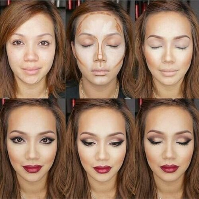 tuto-maquillage-contouring-étapes