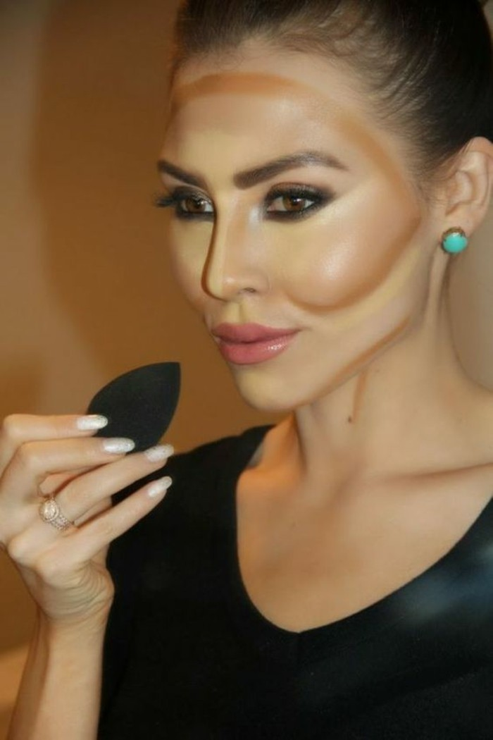 tuto-maquillage-contouring-blinder-le-maquillage